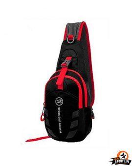 กระเป๋าคาดอก-สะพายไหล่-กันน้ำ-สีดำ