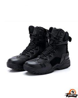 รองเท้าข้อสูง-Magnum-8.1-รุ่น spider-สีดำ
