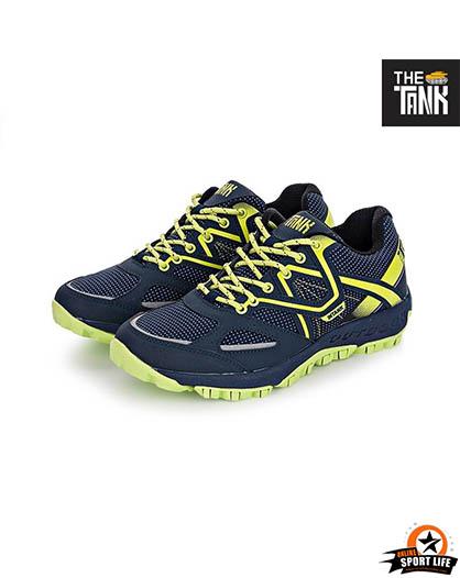รองเท้าวิ่ง-TheTank-รุ่น-GP5-น้ำหนักเบา-สีเขียว