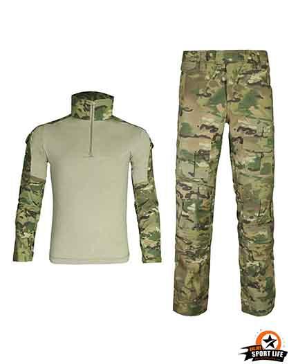 ชุด combat suit-มัลติแคม