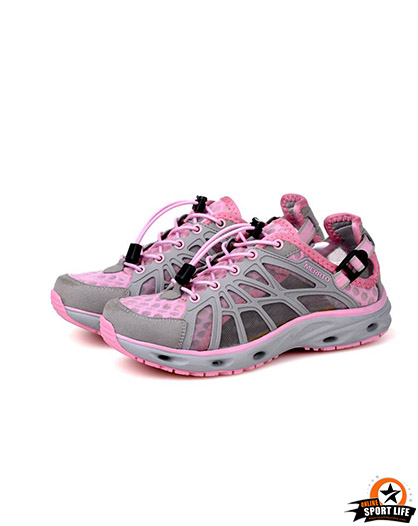 รองเท้าลุยน้ำ-กันน้ำ-เดินป่า-merrtro-รุ่น7176-ชมพู