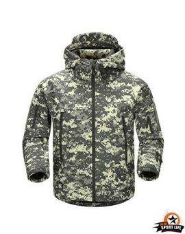เสื้อแจ็คเก็ต สไตล์แทดเกียร์-ดิจิตอล