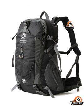 กระเป๋าเป้ กระเป๋าสะพายหลัง เดินทาง ยี่ห้อ Pentagram จุ 50L-ดำ