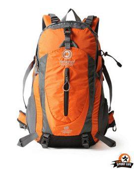 กระเป๋าเป้ กระเป๋าสะพายหลัง เดินทาง ยี่ห้อ Pentagram จุ 50L-ส้ม