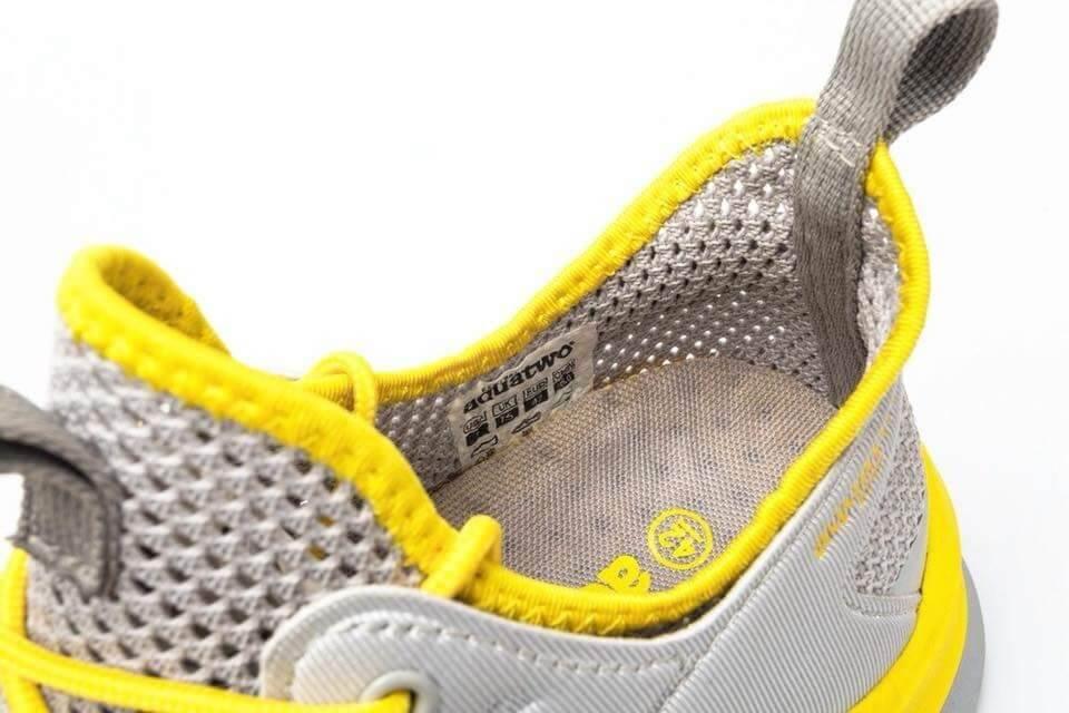 รองเท้า Aquatwo รุ่น 3349 น้ำหนับเบา ระบายอากาศ - สีขาว/เหลือง
