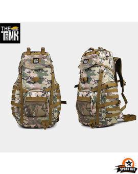กระเป๋าเป้กันน้ํา กระเป๋าเป้เดินทาง กระเป๋าเป้ทหาร The Tank - ลายมัลติแคม